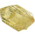 Brazilianite crystal