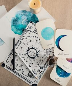 astrology psychic tools
